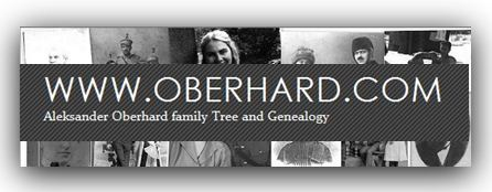 Aleksander Oberhard family Tree and Genealogy